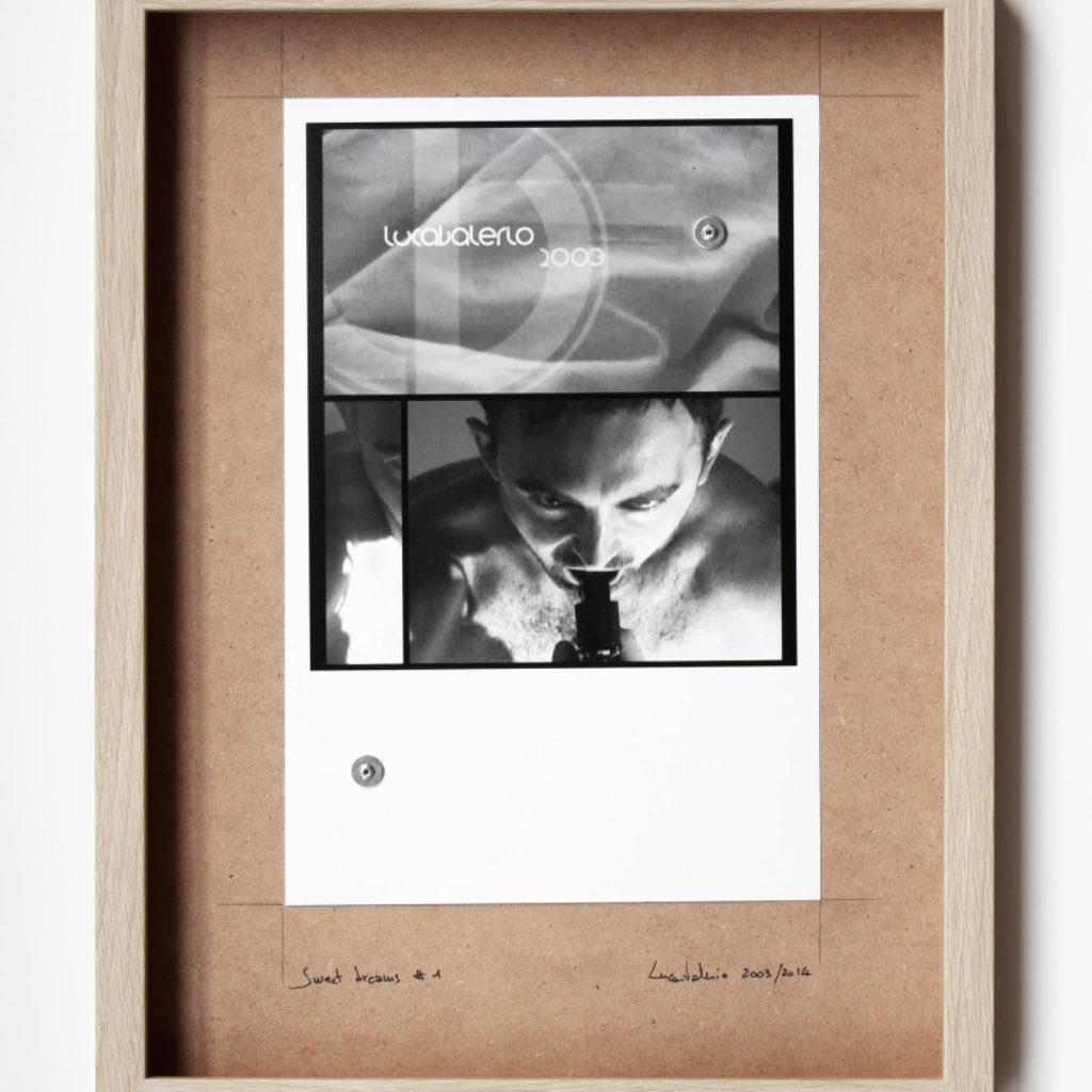 sweet dreams #1. stampa fotografica su mdf cm. 42,5 x 32,5. 2003/2014