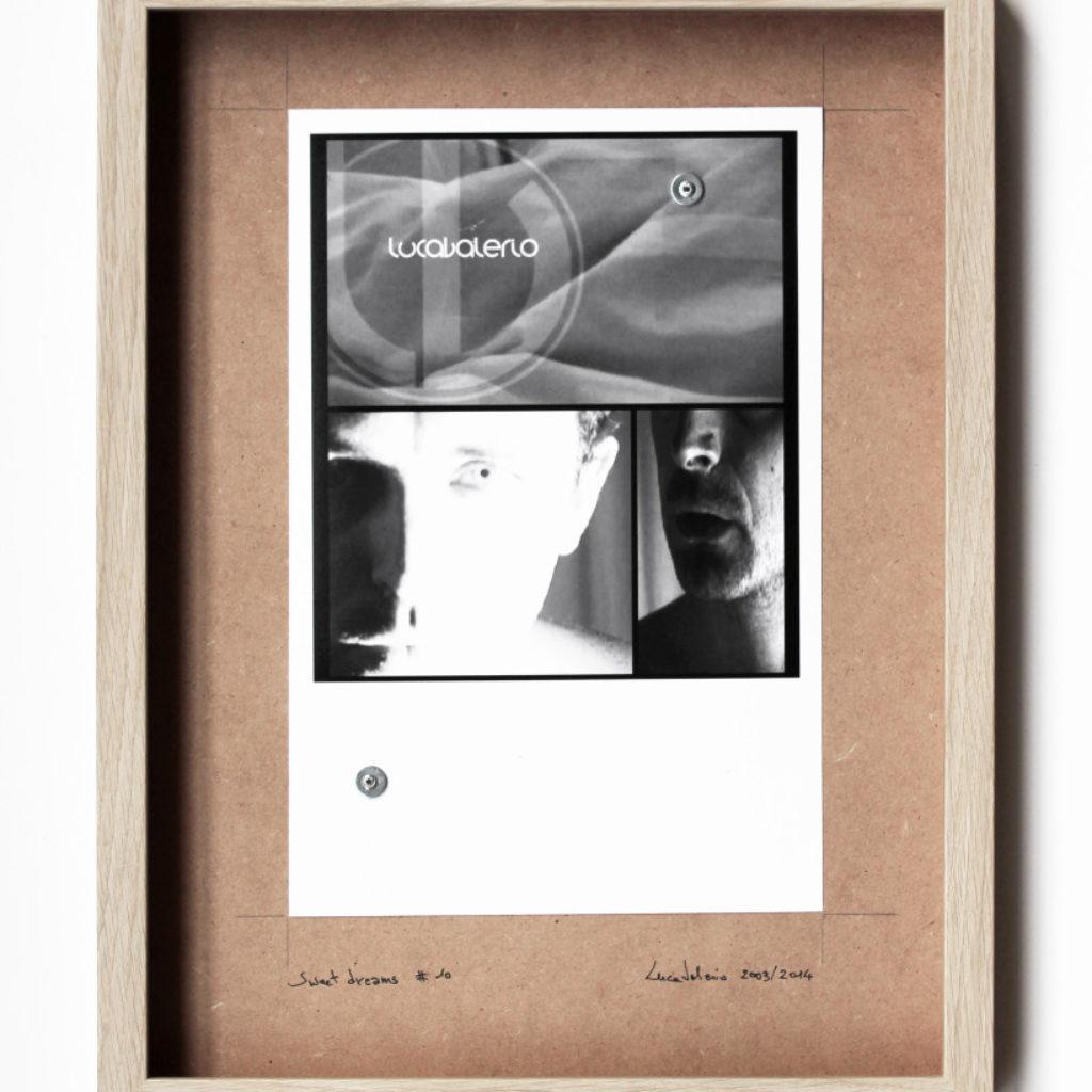 sweet dreams #10. stampa fotografica su mdf cm. 42,5 x 32,5. 2003/2014