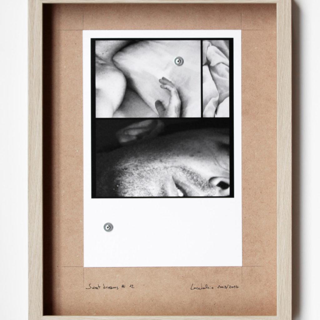 sweet dreams #12. stampa fotografica su mdf cm. 42,5 x 32,5. 2003/2014