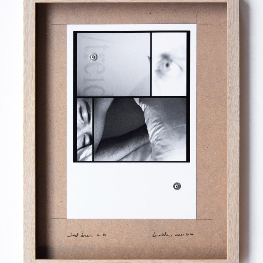 sweet dreams #14. stampa fotografica su mdf cm. 42,5 x 32,5. 2003/2014