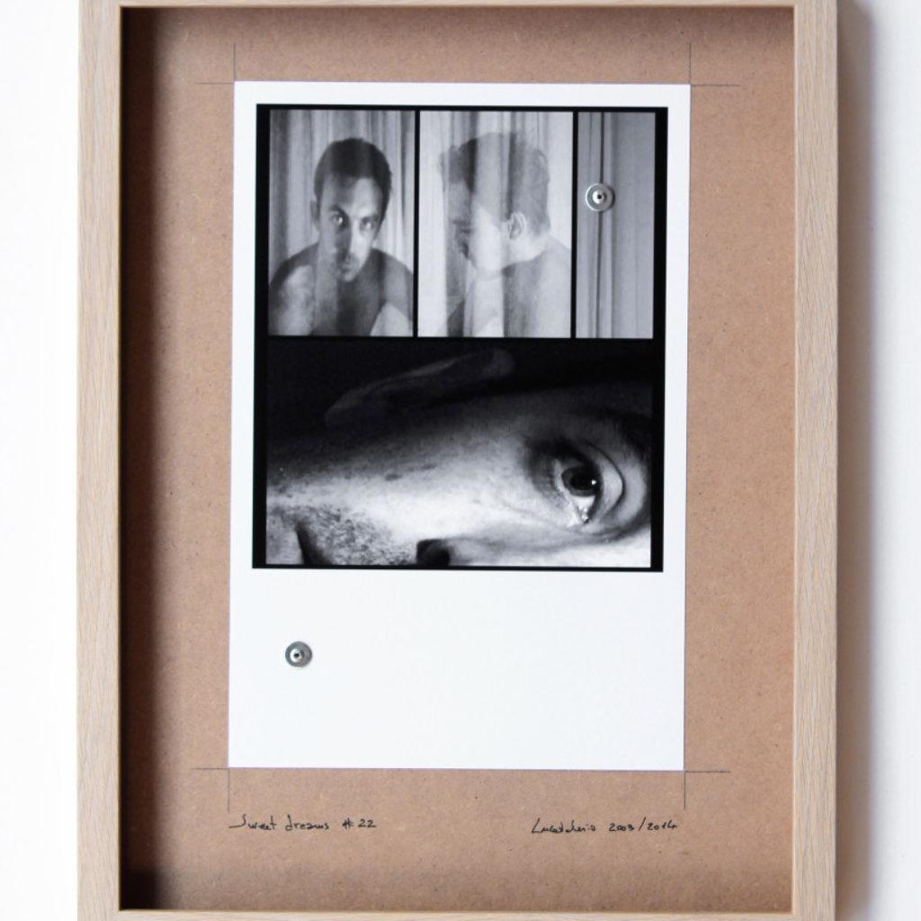 sweet dreams #22. stampa fotografica su mdf cm. 42,5 x 32,5. 2003/2014