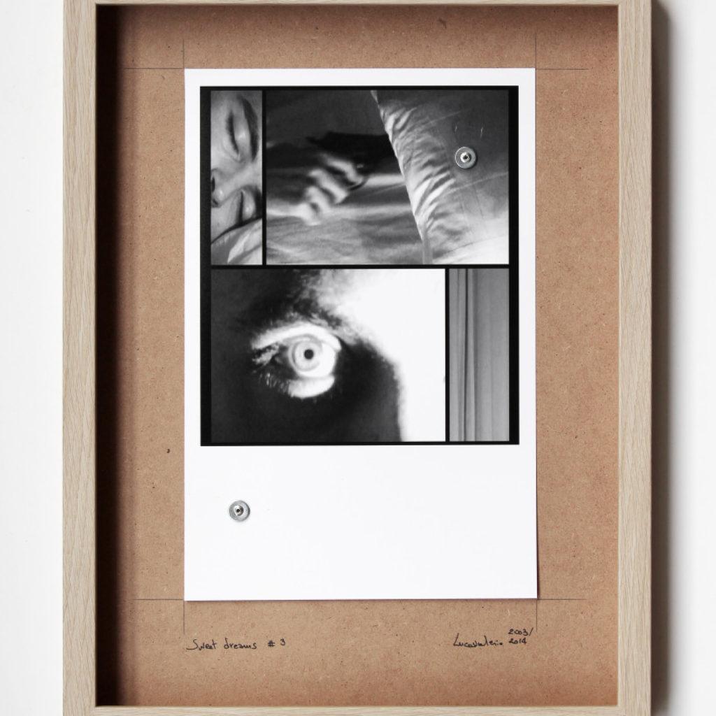 sweet dreams #3. stampa fotografica su mdf cm. 42,5 x 32,5. 2003/2014