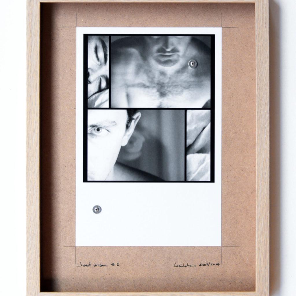 sweet dreams #6. stampa fotografica su mdf cm. 42,5 x 32,5. 2003/2014