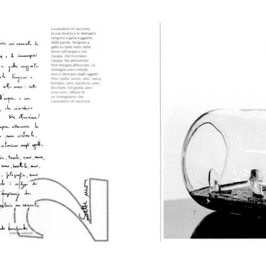 secondomare. testo di Roberto Lambarelli