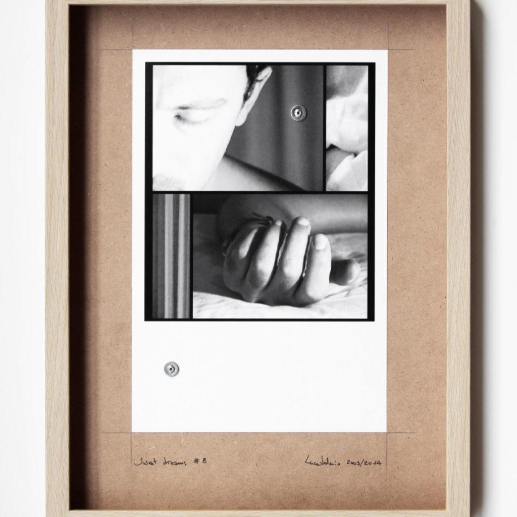 sweet dreams #8. stampa fotografica su mdf cm. 42,5 x 32,5. 2003/2014