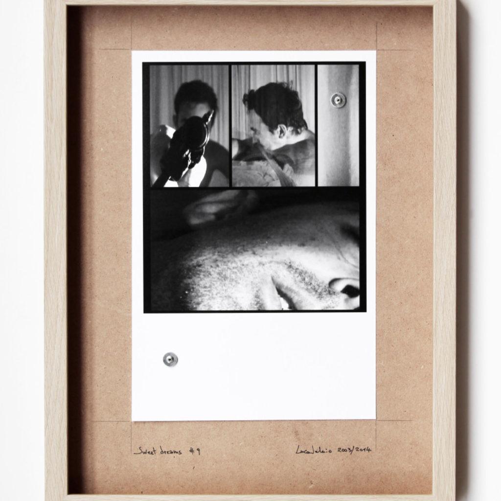 sweet dreams #9. stampa fotografica su mdf cm. 42,5 x 32,5. 2003/2014