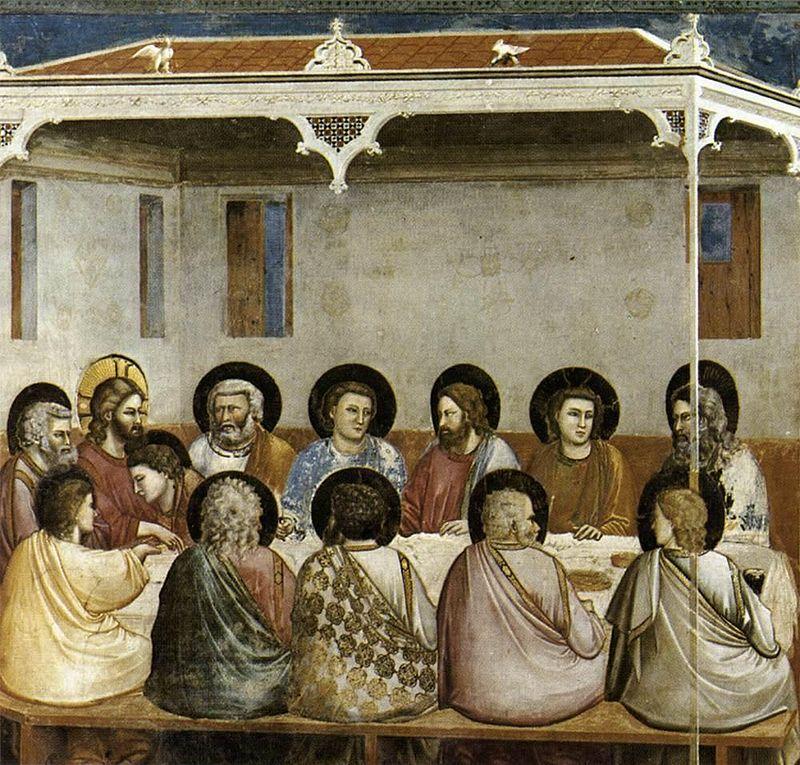 Giotto Last_Supper