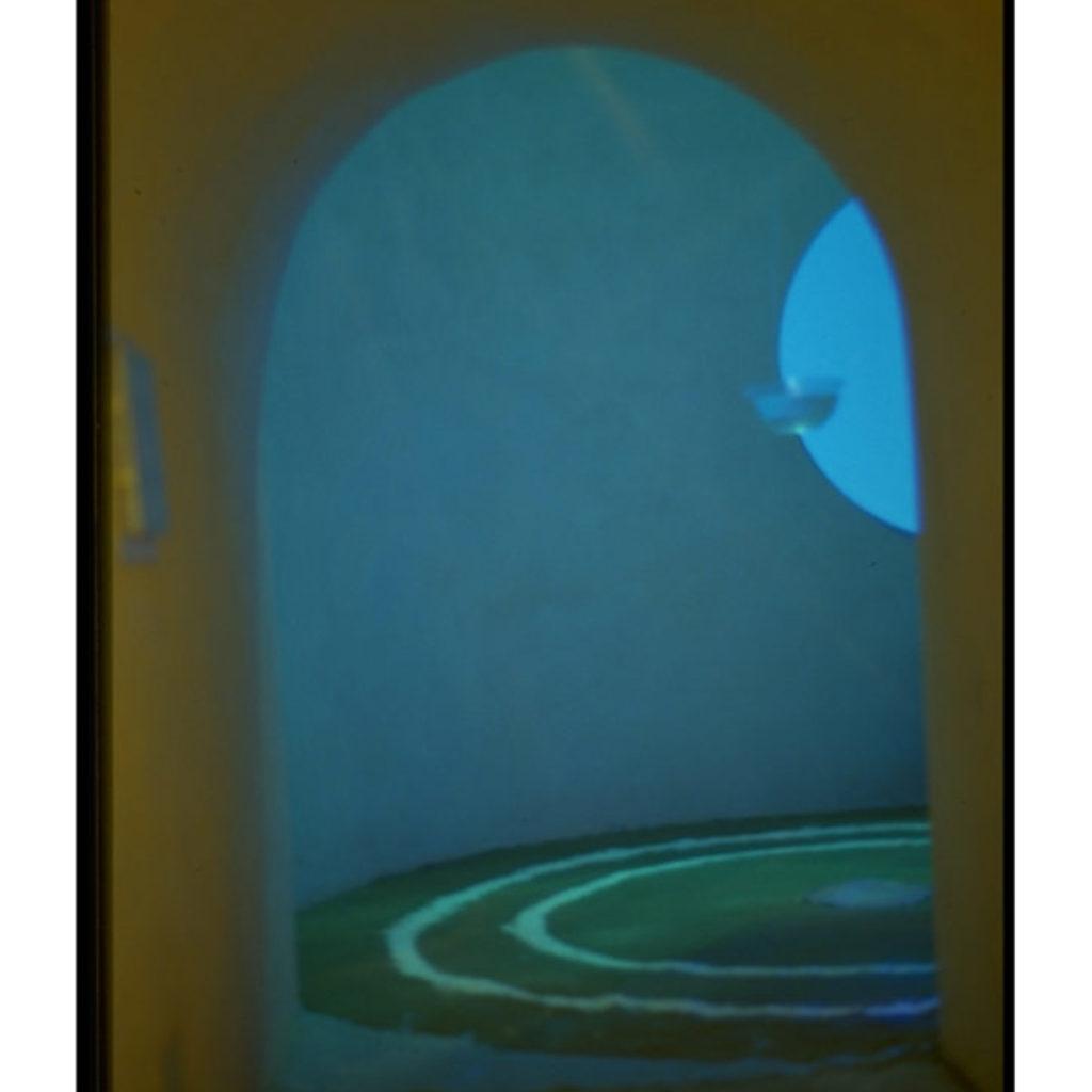come un pesce fuor d'acqua (part). sabbia, acquario, pesce rosso, suono dimensioni ambientali. Castello Baronale, Fondi