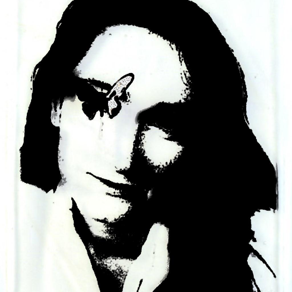 just a flicker of an eyelid ago. fotografia, resina, farfalla, cm. 30 x 20. 1999