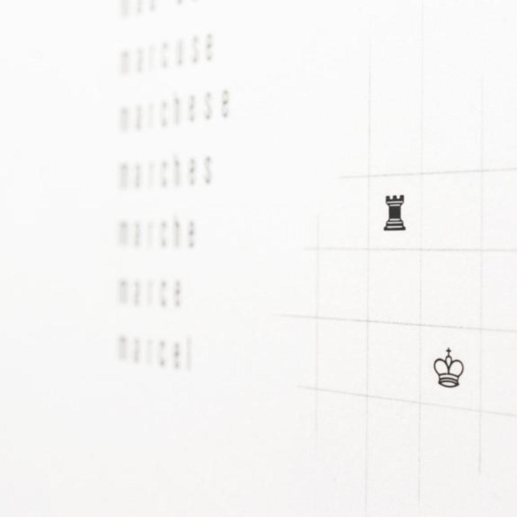 marcel deleuze (part). stampa a ricalco e polaroid su carta calcografica e mdf, cornice. cm. 42,5 x 32,5. 2015