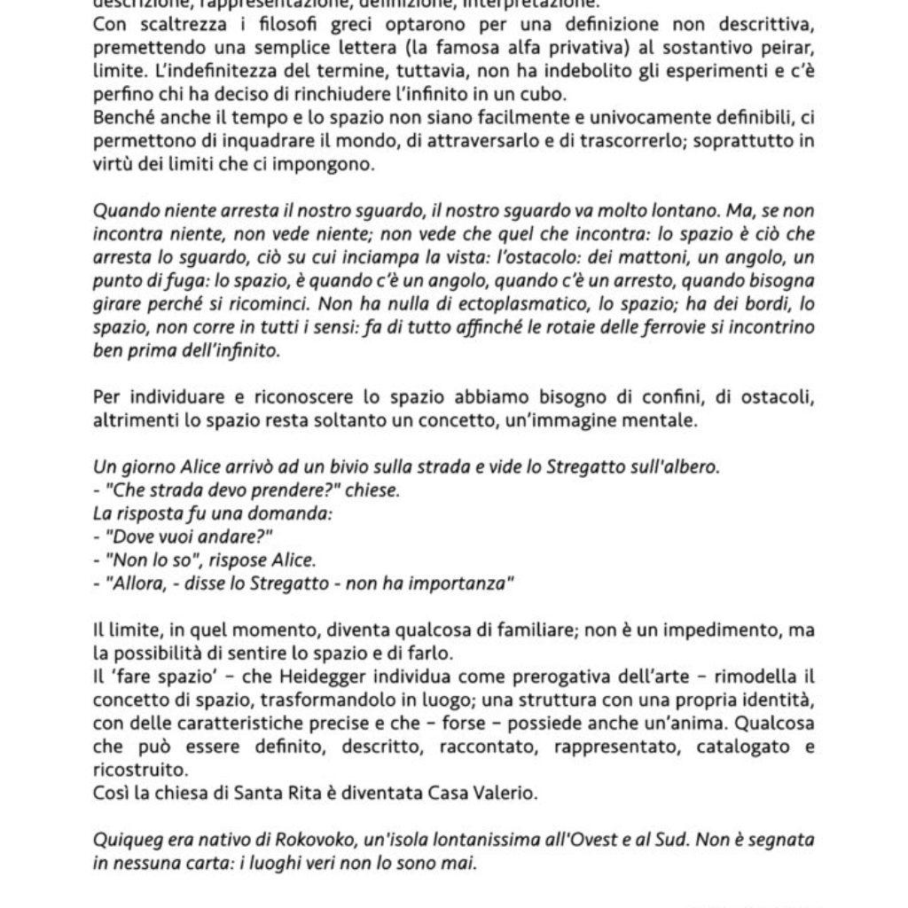INNOMINEDOMINI catalogo testo critico di Cecilia Casorati