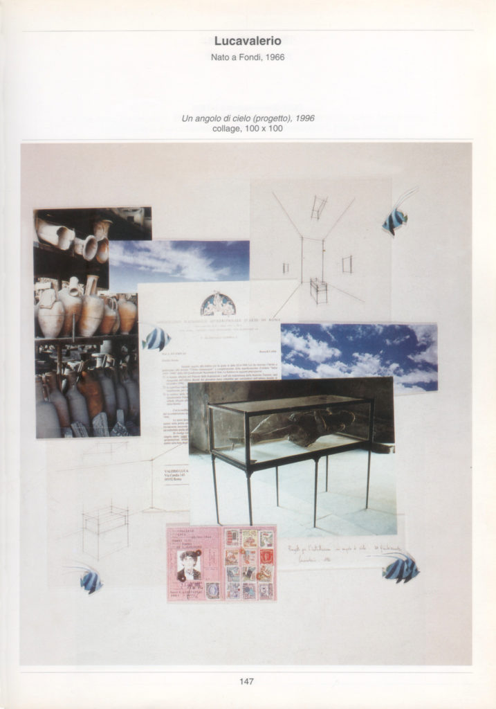 quadriennale catalogo interno