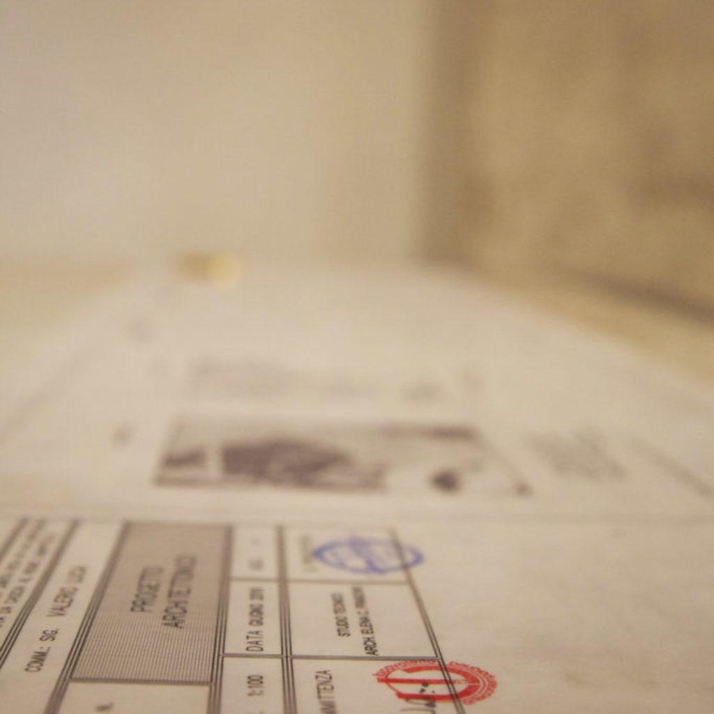 INNOMINEDOMINI (progetto). sala santa rita, dimensioni ambientali. 2016
