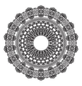 black-crochet-doily-vector-4671963