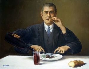 magritte il mago